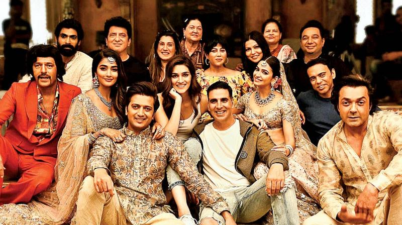 Produced by Sajid Nadiadwala under the banner of Nadiadwala Grandson Entertainment, Housefull 4 is slated to release during Diwali next year.