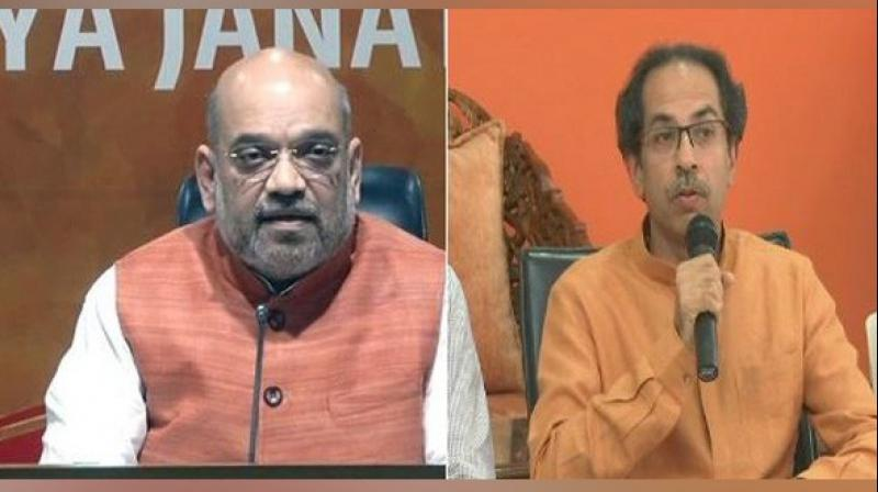 Taking a dig at its senior ally, the Sena said those in power today had a different stand when they were in the opposition during the Nirbhaya gang-rape case in December 2012.  (Photo: File)