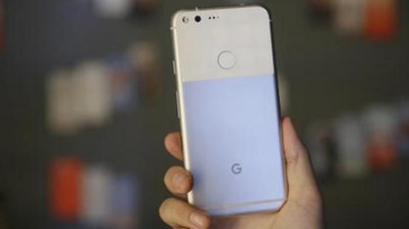 Comment from Google's official Reddit handle said that the development shall take place via an update to the other phones. (Photo: AFP)