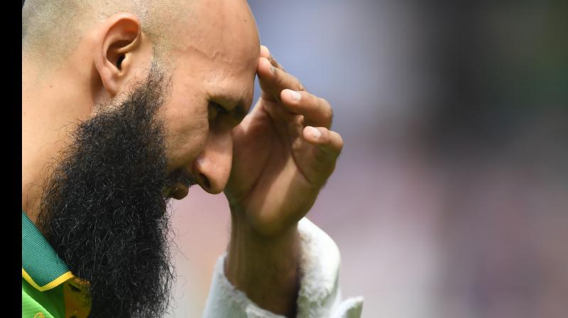 South Africa will now compete with West Indies on June 10 and Amla feels that they have enough time to introspect. (Photo: AFP)