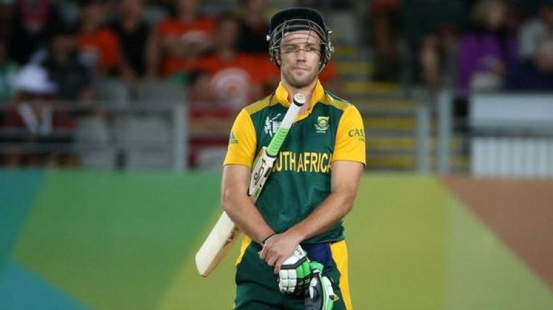 One major reason behind South Africa's poor form is the inefficiency of their middle-order. (Photo: AFP)