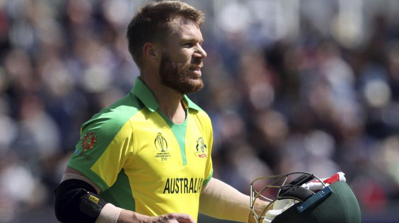 Australia is the first team this tournament to lose four wickets in the opening powerplay. (Photo: AP)
