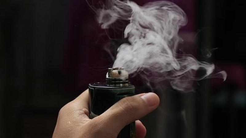 Any form of tobacco, including e-cigarettes, was associated with future smoking. (Photo: Pixabay)