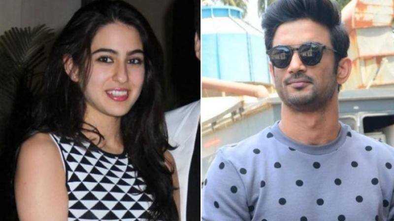 Sushant has worked before with director Abhishek Kapoor in his debut film 'Kai Po Che'. Interestingly, Sara is also embarking on her Bollywood journey with Kapoor.