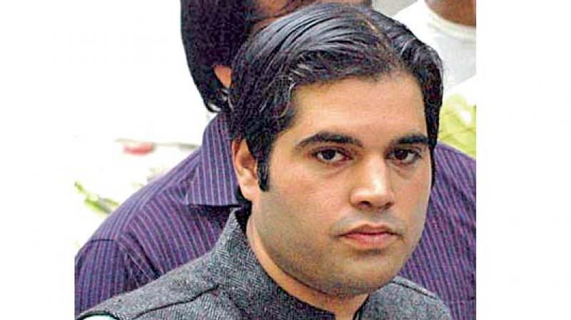 BJP leader Varun Gandhi (Photo: File)