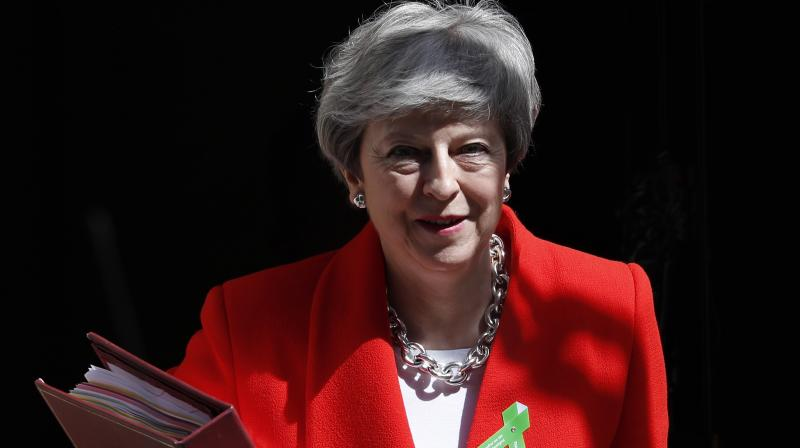 MPs three times rejected the deal Theresa May struck with Brussels, forcing her to delay the date of Brexit twice and to reach out to Labour.  (Photo: File)