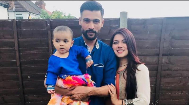 Mohammad Amir has been married to a British national, Narjis Malik since September, 2016 and is eligible for a spouse visa, which allows him to stay in England for 30 months. (Photo: narjis malik/twitter)