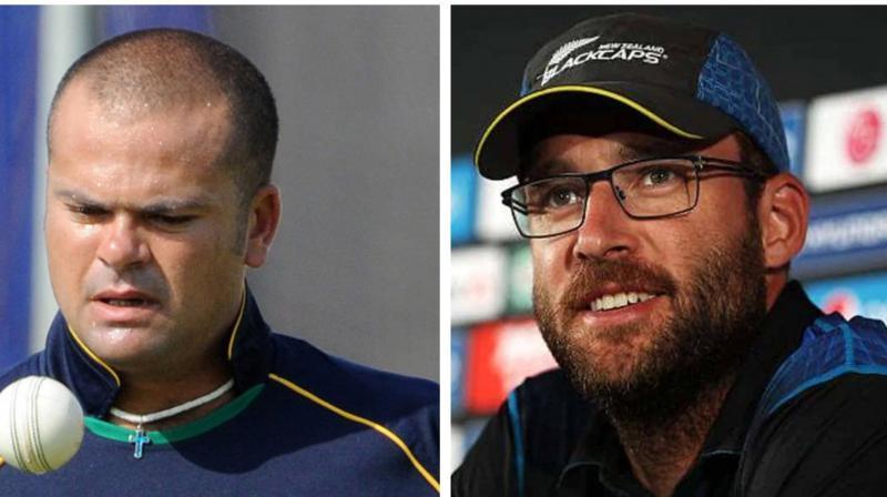 Daniel Vettori has agreed to work with the Bangladesh spinners up to the ICC T20 World Cup 2020 in Australia.  On the other hand, Charl Langeveldt will join the team as its full-time pace bowling coach. (Photo:AFP/Twitter)