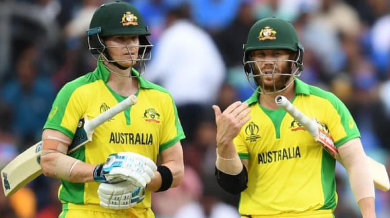 Apart from David Warner and Steve Smith, it was Cameron Bancroft who was banned but he was handed a nine-month ban as opposed to one-year ban for Warner and Smith. (Photo:AFP)
