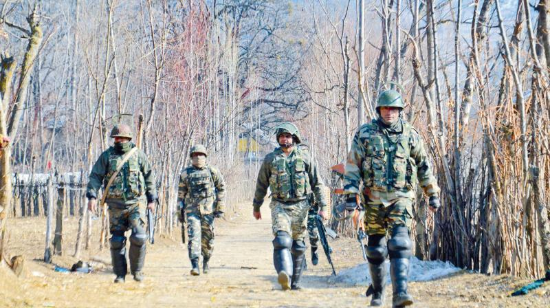 This unprecedented escalation in ceasefire violations by India is continuing from the year 2017 when the Indian forces committed more than 1970 ceasefire violations. (Photo: Representational | PTI)
