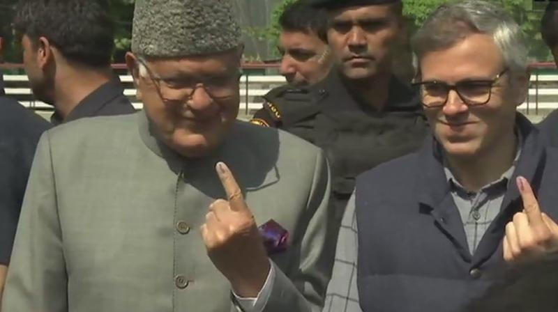 Mantoo said the decision to meet the Abdullahs was taken at an emergent meeting of senior functionaries and district presidents of the Jammu Province two days ago, soon after restrictions on the movement of Jammu-based National Conference leaders were lifted. (Photo: File | ANI)