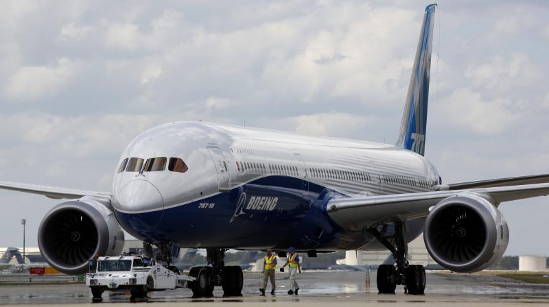 India is to build an entirely new line, leveraging Boeing's commercial and defence experience. (Photo:AP)