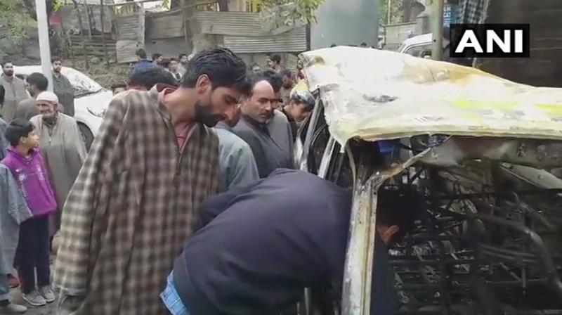 The incident comes days after terrorists killed five non-local labourers in Kulgam area on Oct 29. (Photo: FIle   ANI)
