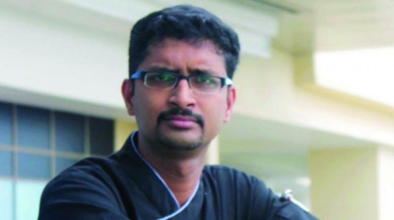 Chef Praksah Sundaram