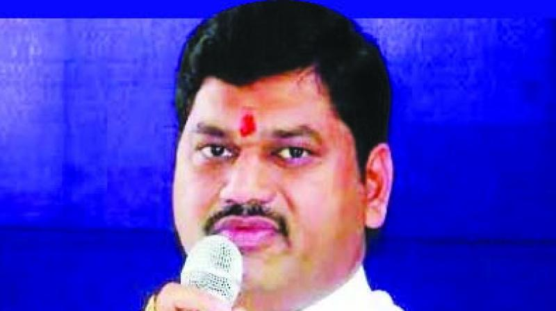 Leader of Opposition in the Legislative Council, Dhananjay Munde