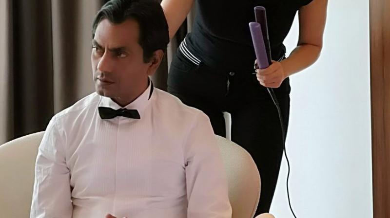 Nawazuddin Siddiqui at Cannes 2018. (Photo: Twitter)