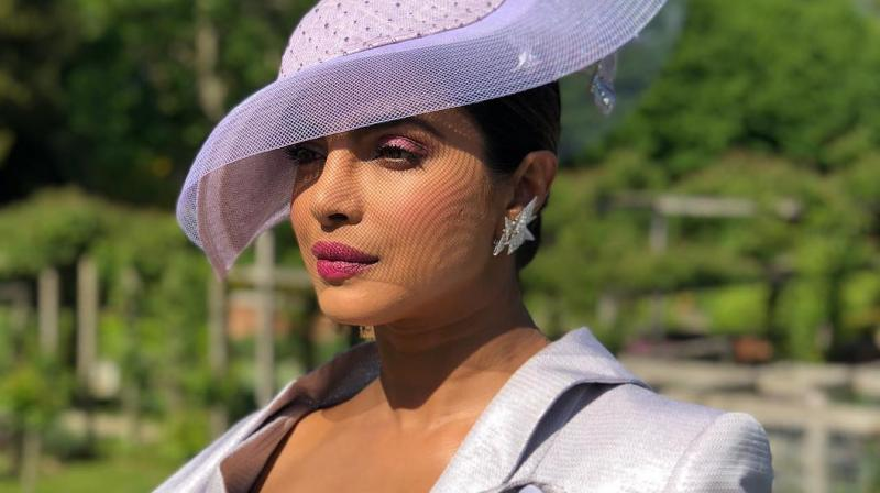 Royal Wedding  Priyanka Chopra s letter for newlywed friend Meghan ... ce7a6d662014