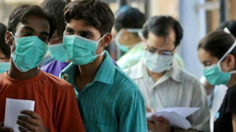 Across India, the H1N1 virus has claimed nearly 600 lives.