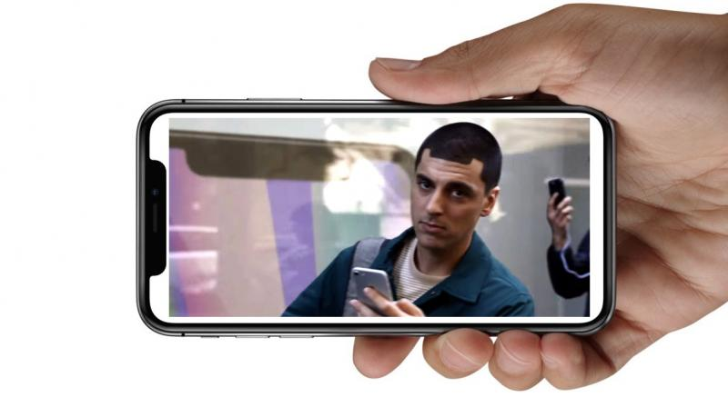 Both the iPhone 8 series and the iPhone X can deal with high-res videos modern codecs. (Representative Image)