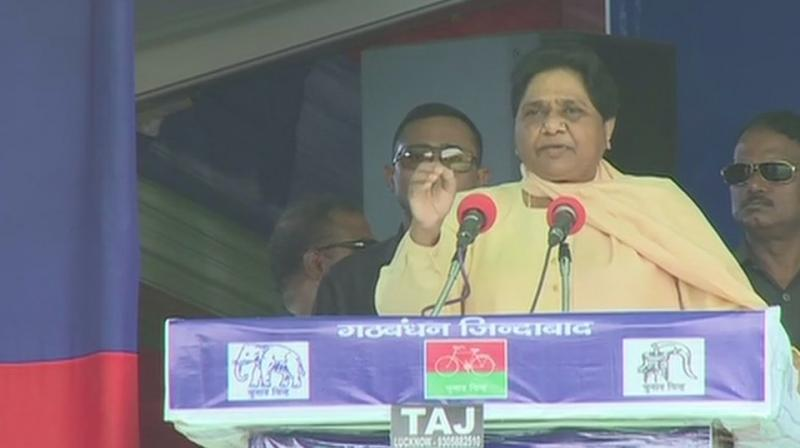 Bahujan Samaj Party president Mayawati on Thursday accused the Election Commission of ignoring the alleged model code violations by Prime Minister Narendra Modi. (Photo: File)