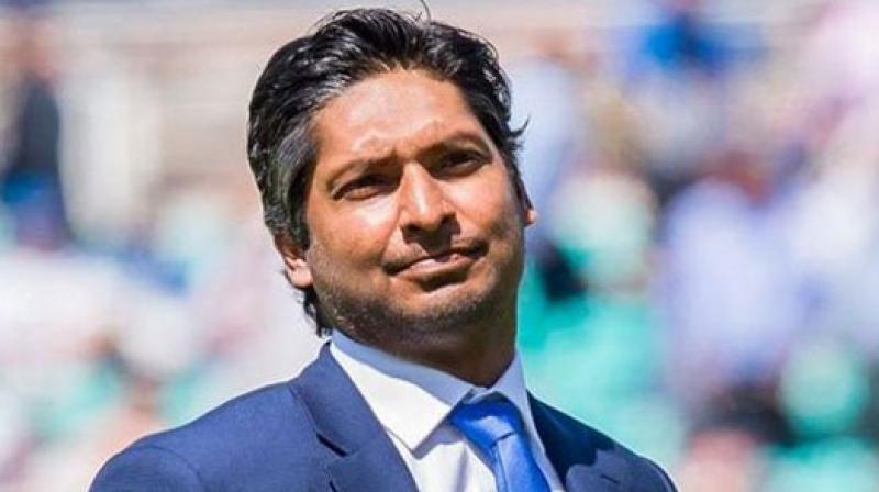Former Sri Lanka skipper and current MCC president Kumar Sangakkara will lead the MCC lineup. (Photo:AFP)