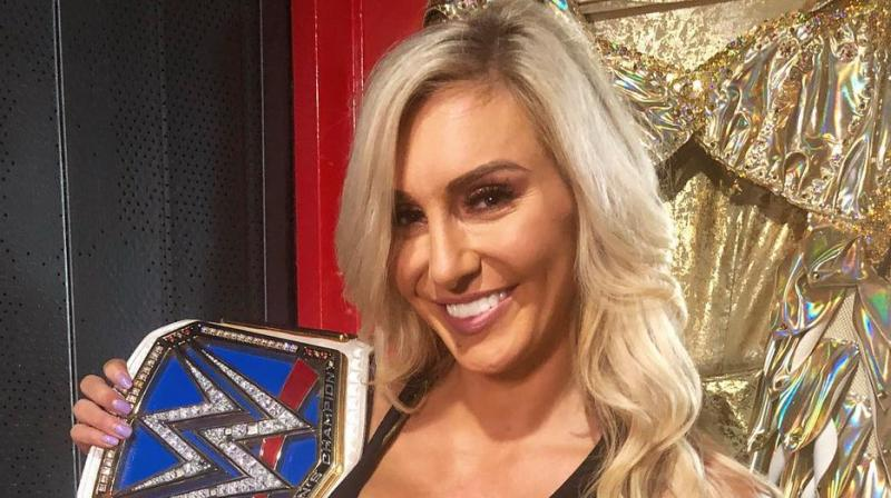 WWE star Charlotte Flair is set to return to India after four years and will meet Special Olympics athletes during her three-day visit from November 14. (Photo:Twitter)