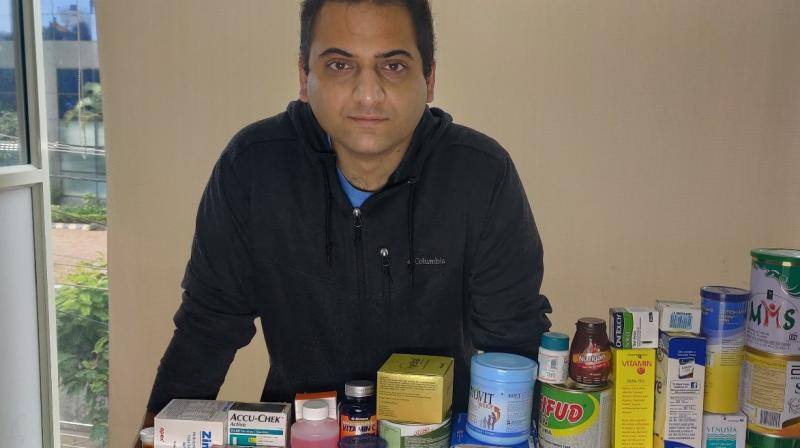 Akshat Malik, Founder & CEO ClickOnCare.com