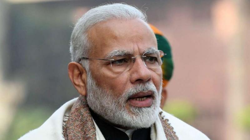 PM Narendra Modi (AFP)