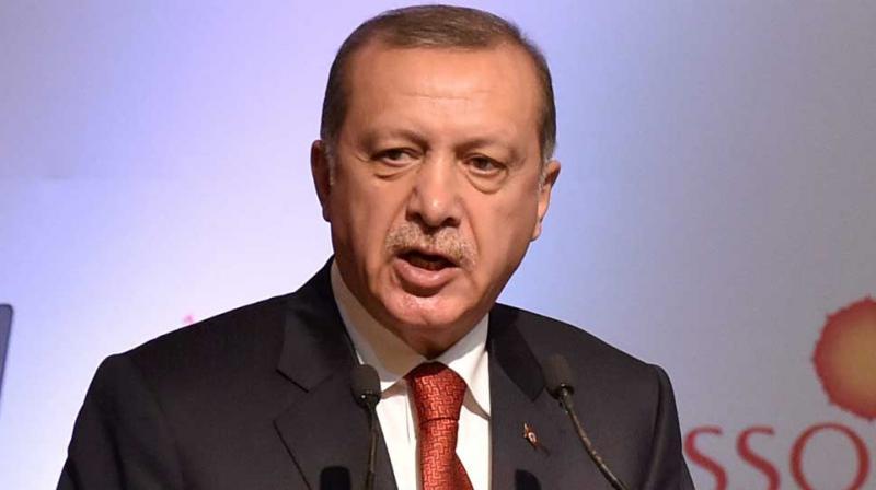 Recep Tayyip Erdogan (PTI)
