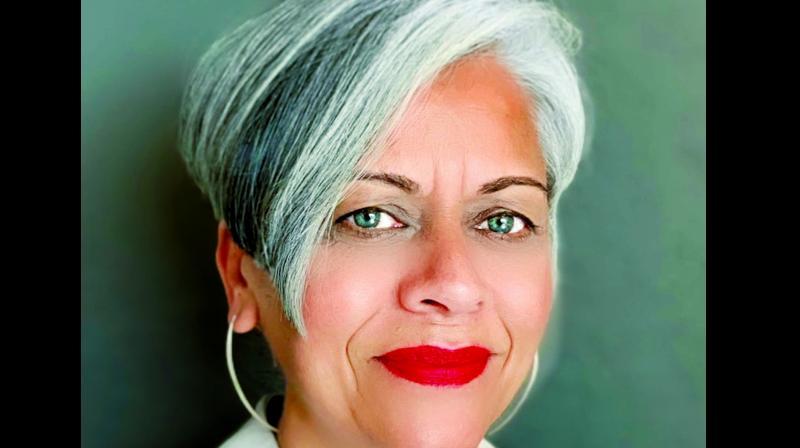 Author Alka Joshi