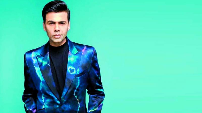 Karan Johar has been at the receiving end of a lot of hate on social media