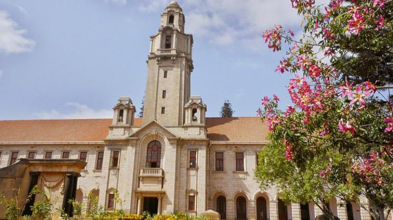 Indian Institute of Science (IISc) Bangalore. (File photo)