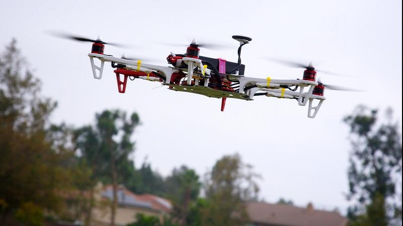 The Madrid municipal police put out a video on twitter of the drones in action. (Representative image | Flickr - Richard Unten)