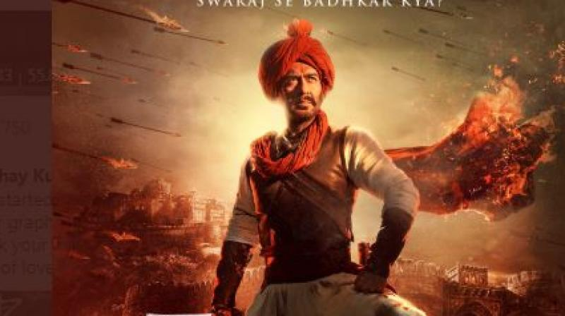 Tanhaji  breached the `200 crore mark. Whereas, Panga  didn't get enough  collections despite being lauded by critics and people.