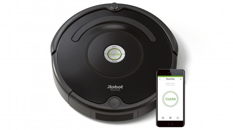 Puresight Launches Wifi Enabled Vacuum Cleaner Irobot