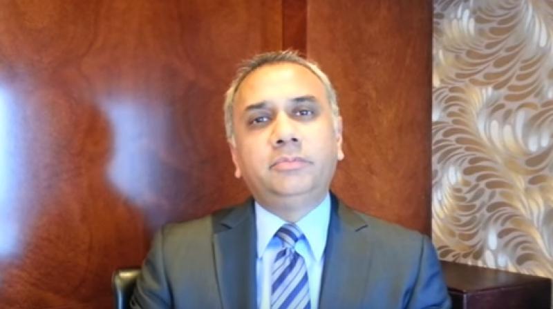 Infosys CEO Salil Parekh. (Photo: YouTube)