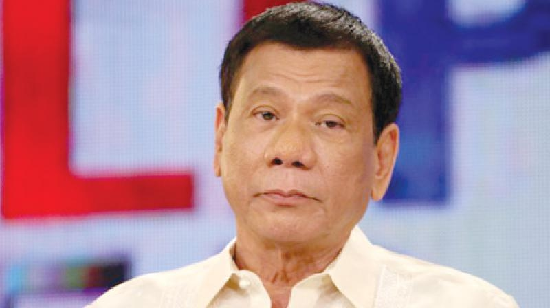 The dismissal of the complaint, filed in March, bars any new impeachment case against president Rodrigo Duterte until March 2018. (Photo: File)