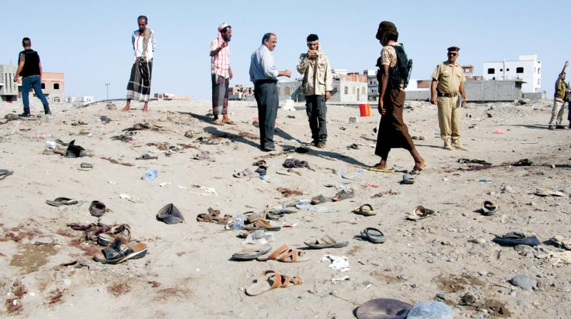 The most impoverished country in the Arab world, Yemen has been gripped by war since 2015, when a regional military coalition led by Saudi Arabia joined the government's fight against Huthi rebels. (Representational image | AFP)