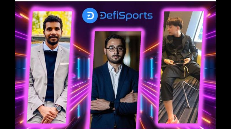 DefiSports will be a bridge to connect sports/esports with fan, in order to give a new breath to the entertainment world with AR VR, by using Artificial Intelligence (AI), by predicting and securing the business and entertainment world with the ZITY new technologies at our disposal. — By arrangement