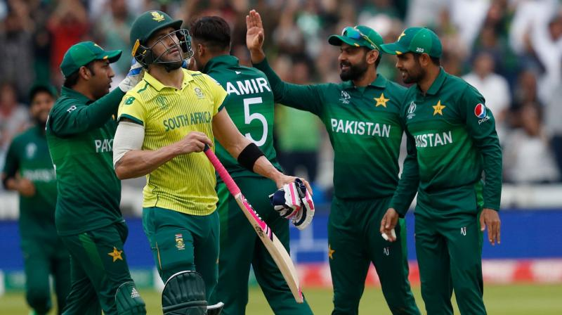 It is only the second time South Africa have failed to make the World Cup knockout stages and the post-mortem has already begun.  Proteas paceman Rabada hopes the squad can emerge wiser as a result of their chastening run in England and Wales. (Photo:AFP)