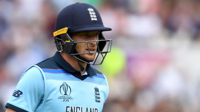 England, who are fourth in the standings, play second-placed Australia at Lord's later on Tuesday. (Photo: AFP)