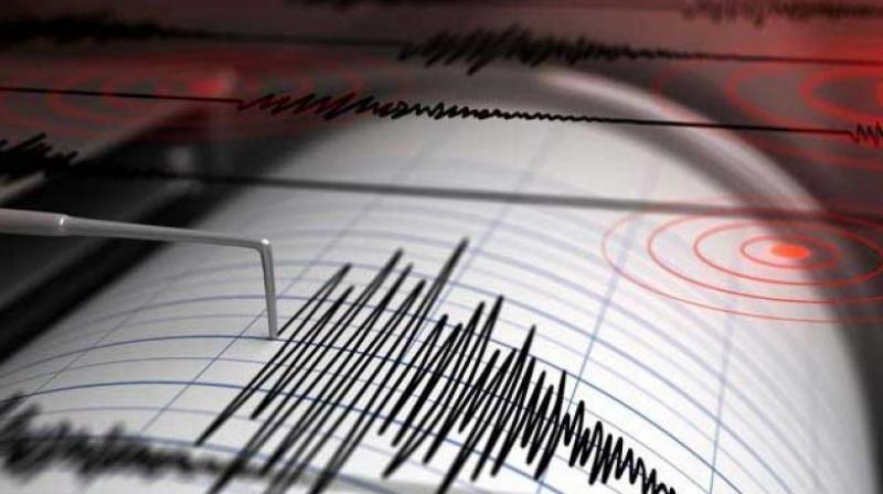 The tremor was felt around 4:30 am (UTC). (Photo: PTI)