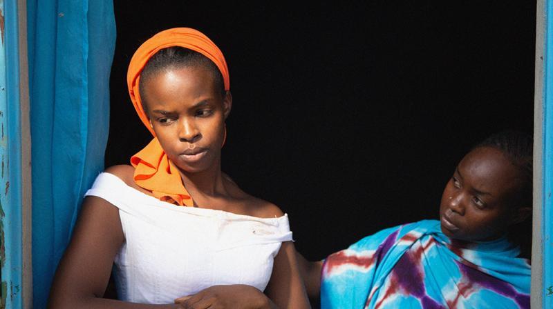 Scene from director Mahamat Saleh Haroun's film, Lingui: The Sacred Bonds.