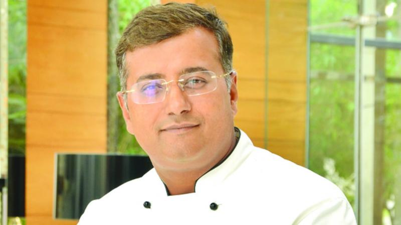 Abhijeet Thakre, Executive Chef, Taj City Centre
