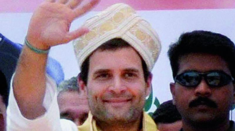 On July 3, after resigning from the post of Congress president, he had changed his Twitter bio from 'President Indian National Congress' to 'Member of the Indian National Congress'. (Photo: File)