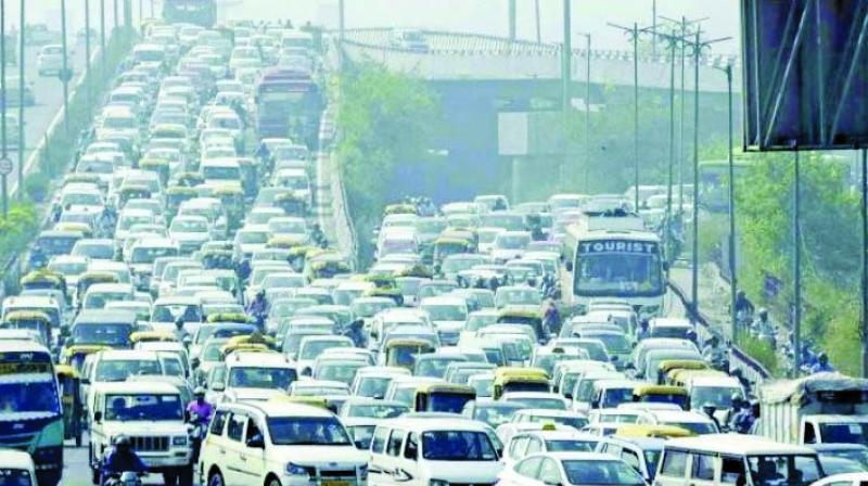 The closure of the Sion flyover for repair and refurbishment work is bound to have a major impact on traffic on the Eastern Express Highway.