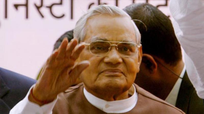 Atal Bihari Vajpayee (Photo: AP/File)