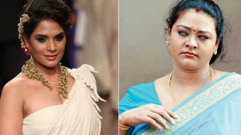 Richa Chadha will play Shakeela in the upcoming film.