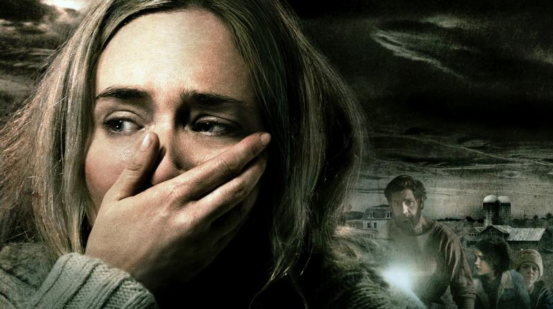 'A Quiet Place' was premiered at South by Southwest.