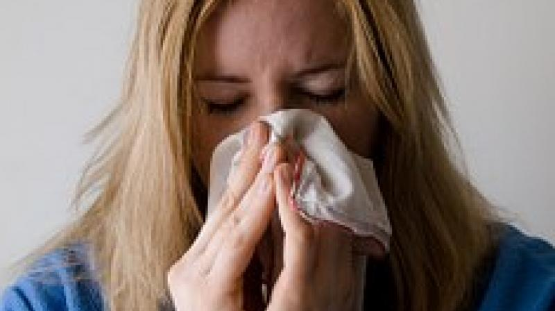 Flu can be transmitted through breathing, against all notions of contamination by exposure to droplets from coughs and sneezes. (Photo: Pixabay)
